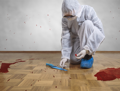 Blood Spills Cleanup Services